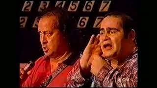 سيد زيان ومحمد نجم  يغنوا سوياً واحد لمون  والتاني مجنون