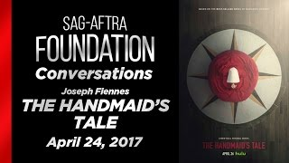 Conversations with Joseph Fiennes of THE HANDMAID