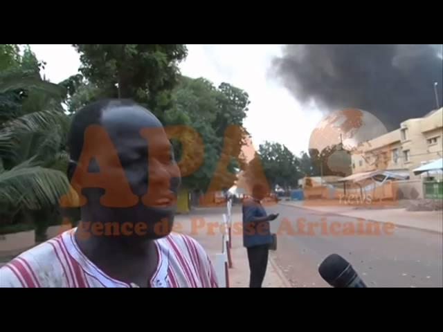 Burkina-Crise : le pouvoir échappe au Président Blaise Compaoré...
