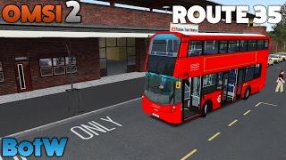OMSI 2 Let's Play #43 | London Citybus Gemini 3 B5LH [BETA] | BotW: Route 35