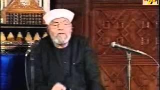 راى الشيخ الشعراوى فى الغناء من سورة لقمان الايه 5و 6 (اهميه غض البصر ) الغناء حلال ام حرام