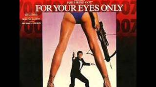 James Bond - For Your Eyes Only soundtrack FULL ALBUM