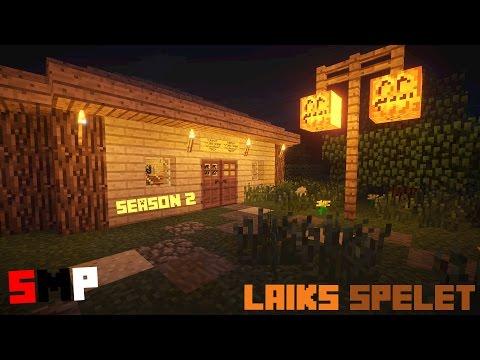 Minecraft   SMP   Ceļam māju!   Season 2 Part 2