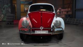 Need for Speed: Payback - Car Customization Gameplay    E3 2017 (1080p)