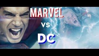 Avengers vs JUSTICE LEAGUE Trailer HD