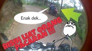 #23 | RISIH LIAT ORANG PACARAN ! | Jalur Alternatif Lembang-Ujung Berung | EGOLMOTOVLOG