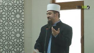 Roli i ramazanit  në ndërtimin e shoqërisë islame [HUTBE] - Hoxhë Dhulkarnejn Ramadani