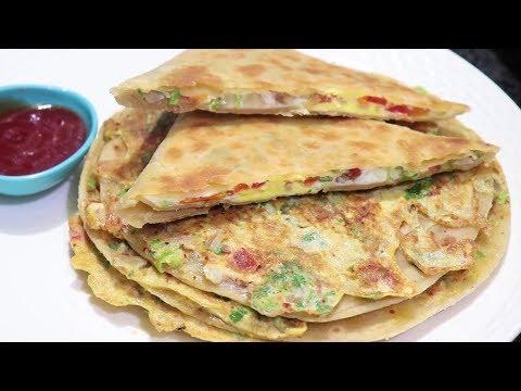 Xxx Mp4 Mughlai Egg Paratha Recipe Crispy And Tasty Paratha Recipe Breakfast Special Recipe 3gp Sex