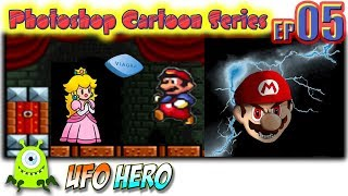 Stupid Super Mario Sex Party Princess Kill Enemy (Cartoon Maker Evil Killer SuperMario Parody World)