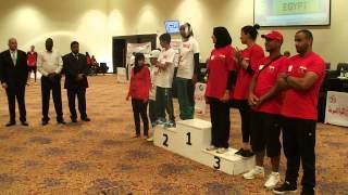 البطولة الدوليه لكرة السرعة 2