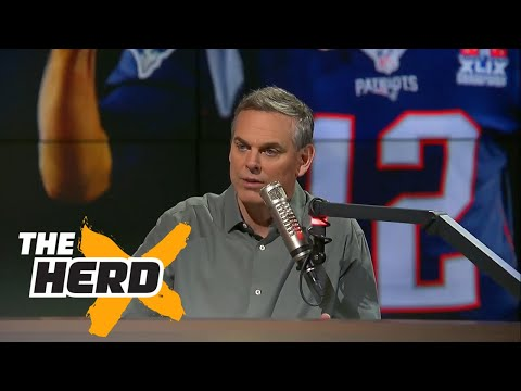 Colin Cowherd s NFC and AFC Championship picks THE HERD