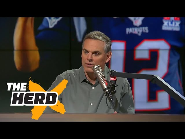 Colin Cowherd's NFC and AFC Championship picks   THE HERD