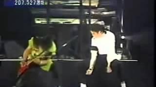 slash arruina concierto de Michael Jackson.mp4