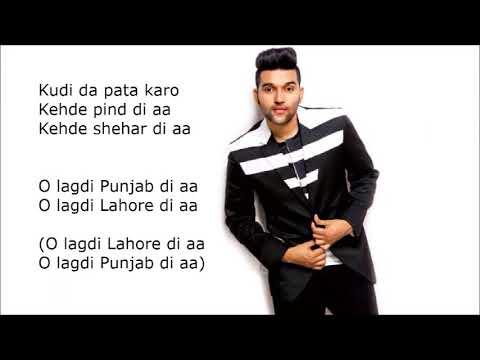 Guru Randhawa: LAHORE Lyrics   Bhushan Kumar   Vee Music   DirectorGifty   T-Series