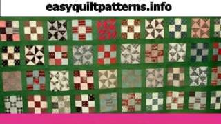 free fat quarter quilt patterns to download