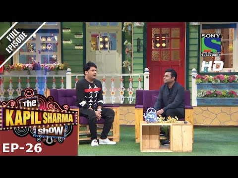The Kapil Sharma Show दी कपिल शर्मा शो–Music Maestro A.R Rahman –17th July 2016
