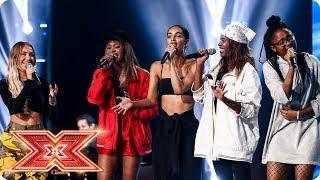 Lemonade are here and ready to fight for a chair | Six Chair Challenge | The X Factor 2017