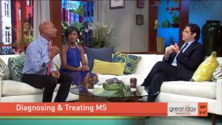 Montel Williams shares his MS treatment story