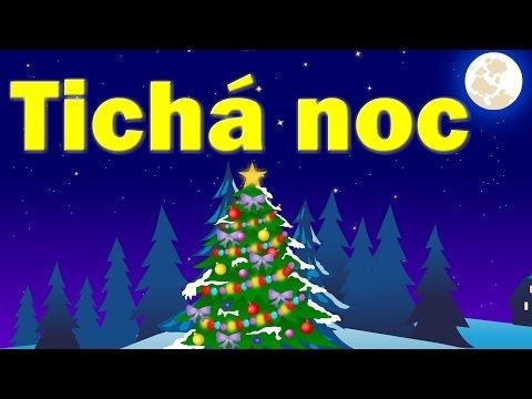 Tichá noc svätá noc | Vianočné piesne | Silent Night in Slovak | Christmas Carols