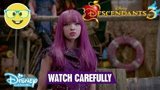 Descendants | Game - Are You The Biggest Fan? 🍎 | Disney Channel UK
