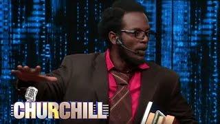 Professor Hamo on Churchill Show