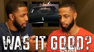 "JAY ROCK ""OSOM"" OFFICIAL MUSIC VIDEO REACTION AND REVIEW #MALLORYBROS 4K"