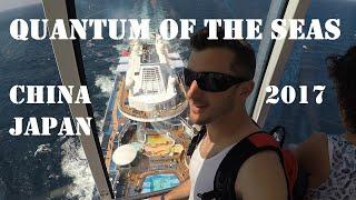 Cruise on Quantum of the Seas - Royal Caribbean - China & Japan
