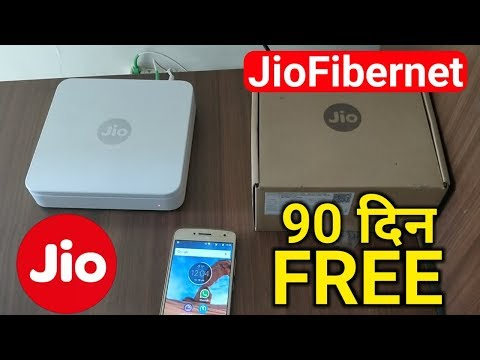 Jio DTH & Jio Fiber Broadband FTTH full  Overview and 3 Months Preview Offer
