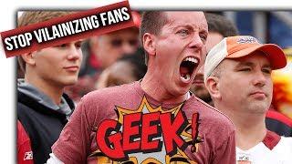 Online Journos NEED to stop VILLAINIZING fandoms