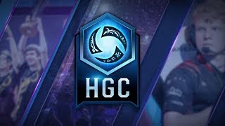 HGC CN – Phase 1 Week 1 - TheOne vs. Sunny Lion - Game 1