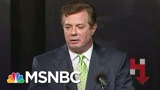 NY Subpoenas Records On Huge Manafort Loans From Small Bank: WSJ | Rachel Maddow | MSNBC