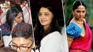 Anushka visits temple in her Native after Bahubali 2 success | Latest Tamil Cinema News