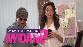 May I Come In Madam | 23rd March 2016 Episode | On Location Shoot
