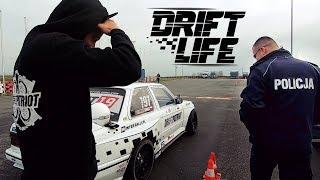 Drift Life #27 - Kontrola Policji, Upalanie Dzika