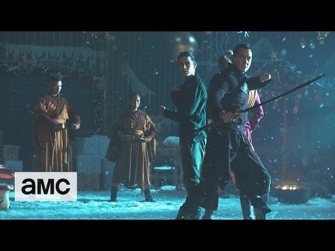 Into the Badlands Battle w the Abbots Talked About Scene Ep. 206
