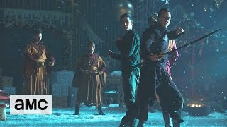 Into the Badlands: 'Battle w/ the Abbots' Talked About Scene Ep. 206