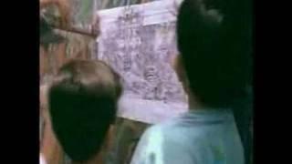 Sesame Street - Kids paint a mural