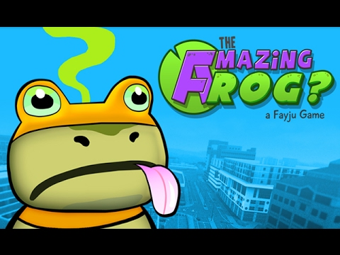 Xxx Mp4 THE AMAZING FROG Father And Son Gameplay 3gp Sex