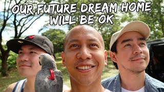 Our Future Dream Home Will Be Ok | Vlog #338