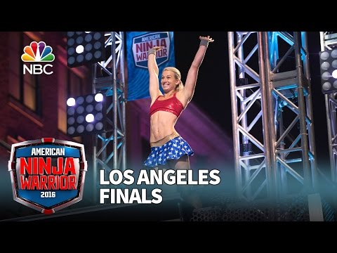 Xxx Mp4 Jessie Graff At The Los Angeles Finals American Ninja Warrior 2016 3gp Sex