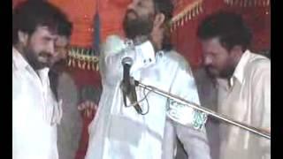 Zakir Ejaz Hussain jhandvi Salam ya Hussain on jashan 3 shiban 2013 at gurh ma ha raja