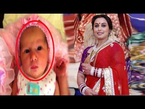 Xxx Mp4 Rani Mukherjee Daughter Adira's First Pics 3gp Sex