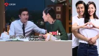 ENG SUB We are in love Siwon and Liu Wen Ep 9