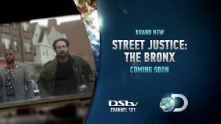 Street Justice: The Bronx on Discovery