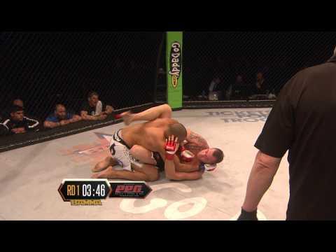 BAMMA 11: Kevin Thompson vs Max Nunes