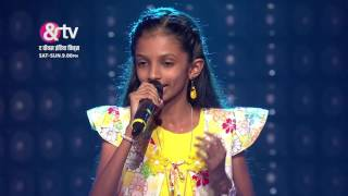 Shreya Sings Bahara | Blinds | Sneak Peek | The Voice India Kids | Sat-Sun 9 PM