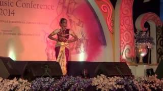 Malabika Sen~ Bharatnatyam~Barnam