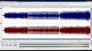 SOUND FORGE - COMO GRAVAR UM CD COM TRACKS SEPARADOS ATRAVÉS DO FORGE.