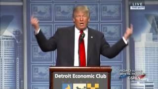 Donald Trump Said  Titties