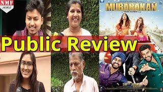 Public Review of 'Mubarakan' | Arjun Kapoor, Anil Kapoor